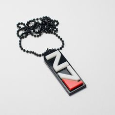 Mass Effect N7 Pendant necklace Free Stickers by BestGamersShop