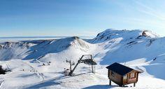 Chastreix Sancy  Ski camping-car