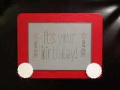 Cards that I made inspired by convention Inspire, Create, Share 2014. #stampin up #www.barbstewart.stampinup.net