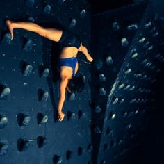 """The continuous flow and grace of rock climbing inspired Isabel von Rittberg to…"