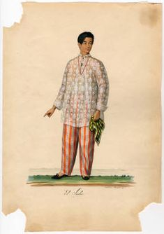 Regional fashion plates, Plate 003 - Costume Institute Fashion Plates - Digital Collections from The Metropolitan Museum of Art Libraries Philippines Outfit, Philippines People, Regions Of The Philippines, Philippines Fashion, Philippines Culture, Philippine Mythology, Philippine Art, Filipino Art, Filipino Culture