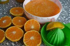 Mandarínkový sirup (fotorecept) - Recept Fruit, Food, Syrup, Meal, The Fruit, Essen, Hoods, Meals, Eten