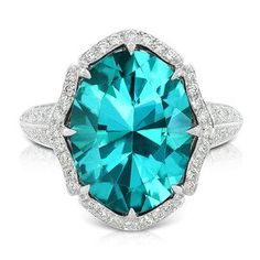 appetite for Caribbean Flair: Absolute gorgeous Apatite rings by…