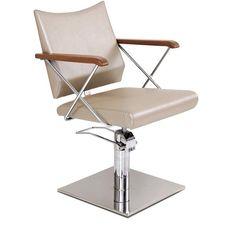 Roma Styling chair - Ayala Salon Furniture