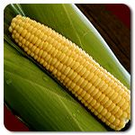 Organic Ashworth Sweet Corn.