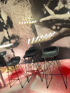 Moooi bar stools and lights Enquire through Carly at NW3 Interiors Ltd www.nw3interiorsltd.com 07773383530
