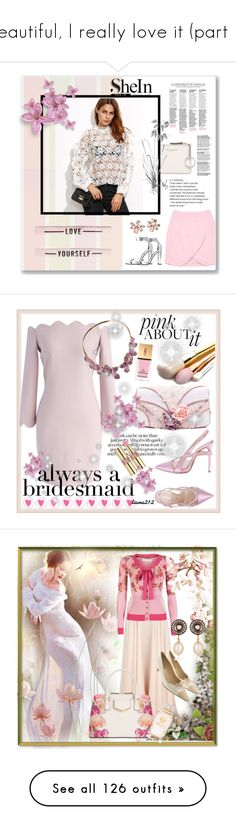 """""""Beautiful, I really love it (part 4)"""" by jaja8x8 ❤ liked on Polyvore featuring Carven, Marc Jacobs, Tom Ford, Marchesa, Irregular Choice, Chicwish, Pasquale Bruni, Yves Saint Laurent, Casadei and Lanvin"""