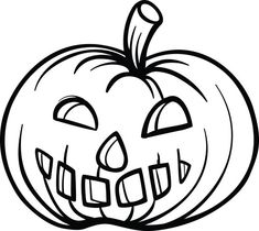 free printable halloween pumpkin coloring page for kids print it and find more fun - Free Printable Halloween Pumpkin Coloring Pages