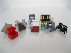 LEGO Furniture | Flickr - Photo Sharing!