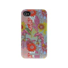 Case-Mate Samantha iPhone 4 / 4S Case from LittleBlackBag.com :: Floral :: iPhone :: Cases :: Cover