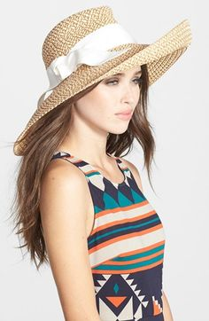 Eric Javits 'Socialite' Hat available at #Nordstrom