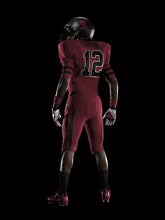 """Stanford is a real sleeper in the """"whacked jerseys"""" dept.  If they were in a different conference than Oregon, people would pay much more attention.  Cool jersey!"""
