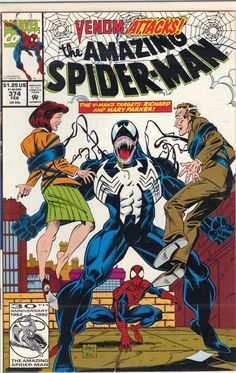 The Amazing Spider-Man #374