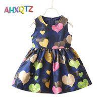 Girl Dress Princess Sleeveless Summer Style Girls Dresses For ...