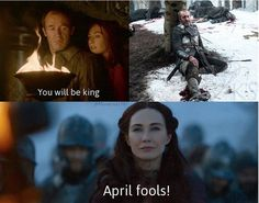 Season 6 is coming. Brace yourselves for these lolz.