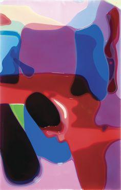 PETER ZIMMERMANN http://www.widewalls.ch/artist/peter-zimmermann/ #abstractart #contemporaryart