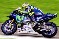 Valentino Rossi 2016 Assen Grand Prix by supersum