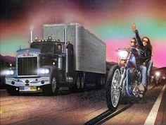 David Mann Biker Art Easyriders Centerfold x Matted Motorcycle Poster Motorcycle Posters, Motorcycle Art, Bike Art, Chopper Motorcycle, Car Posters, David Mann Art, Biker Quotes, Trucker Quotes, Easy Rider