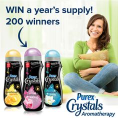 Purex Crystals Year