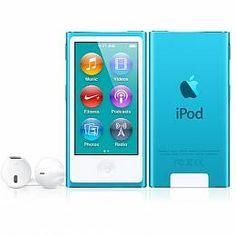 Un #iPod Nano pour écouter de la musique partout !