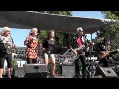 """LIVE - August 20th and 21st, 2011 at the Hayward, CA. Zucchini Festival, HEADLINER:  Phil """"Fang"""" Volk, former original core member of the legendary rock band Paul Revere & the Raiders, who garnered 23 hit singles during their heyday with Columbia Records.  At the Zuke Fest, Fang premiered his new group, featuring his famous wife Tina Mason, star..."""