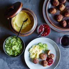 These supereasy Swedish meatballs from star chef Magnus Nilsson  --gv note:  serve w/mashed potatoes and cucumbers & sour cream!