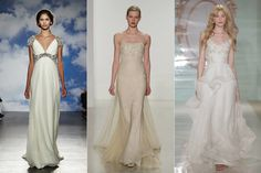 12 Gorgeous Grecian-Inspired Wedding Gowns  - ELLE.com