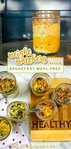 These Weight Watchers Egg Scramble Cups are a perfect, healthy breakfast meal prep recipe that you're going to love! #myww #wwgirl #weightwatchers #wwmealprep Weight Watchers Breakfast, Weight Watcher Dinners, Healthy Breakfast Meal Prep, Healthy Breakfasts, Veggie Egg Scramble, Homemade Turkey Sausage, Filling Food, Egg Recipes, Nutritious Meals