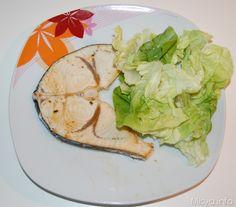 Pesce spada alla piastra. Scopri la ricetta: http://www.misya.info/2007/04/26/pesce-spada.htm