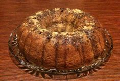 Irish Whiskey Cake––dairy- and egg-free but plenty of whiskey!