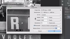 Quick Tip: A Great Way to Resize Low-Res Images in Photoshop