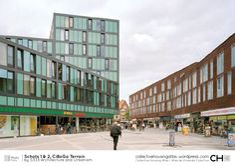 [Collective Housing Atlas] Schots CiBoGa Terrain by Architecture + Urbanism City Block, Brick Building, Urban Design, Bouldering, 2 In, Netherlands, The Neighbourhood, Street View, Inspiration