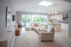 interior-open-plan Architect Design, New Builds, Open Plan, Architects, Mad, House Design, Couch, Interiors, Table