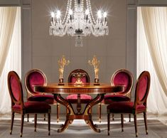 🇮🇹Made in Italy. Order NOW: 📞+971 58 808 45 25 superbiadomus@gmail.com Delivery worldwide✈️🌍 Dining Room Sets, Dining Room Chairs, Dining Table, Living Room Furniture, Home Furniture, Modern Furniture, Classic Dining Room, Luxury Italian Furniture, Bedroom Sets