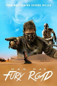 MAD MAX: FURY ROAD - Poster II by MrSteiners on DeviantArt