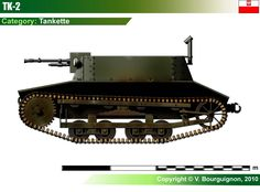 TK-2 Tankette