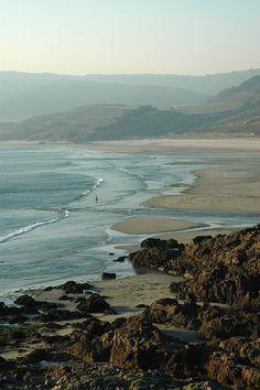 Playa de Lires, Galicia, Spain - Hotelgranproa.com