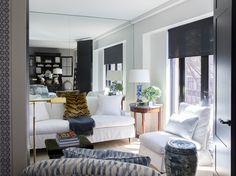 Fabulous Room Friday   La Dolce Vita   Cameron Kimber Blue and White Bedroom