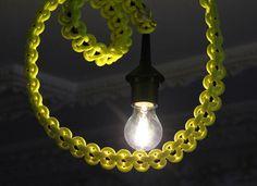 Kabeldeko von www.knot-knot.de