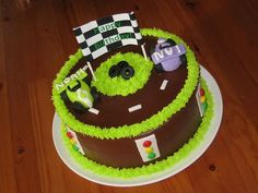 Race Car Birthday Cake Designs | Recent Photos The Commons Getty Collection Gall