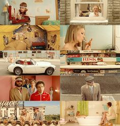The Royal Tenenbaums --- a.k.a my new all time favorite movie!! I'm officially obsessed!
