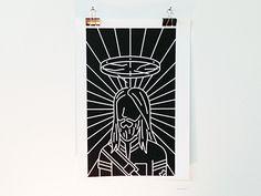 Jesus by Ivana Paleckova