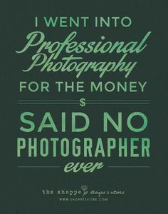 Shoppe Satire ~ Popular Photography Humor ☮k☮ #Quotes