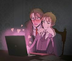 what exactly are you showing your son.<<The Birds and the bees raw and uncut or he might be into the UsUk stuff maybe it's footage of him with another country Latin Hetalia, Hetalia England, Hetalia America, Hetalia Characters, Hetalia Fanart, Hetalia Axis Powers, Usuk, Shounen Ai, Manga