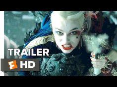 Suicide Squad   Extended Trailer #1#2 [HD]   Warner Bros 2016 Jared Leto DC Superhero Movie - YouTube