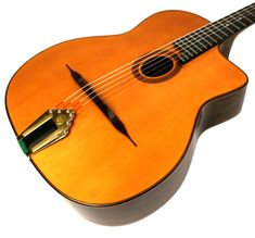 Archtop Guitar, Guitars, Gypsy Jazz, Scale, Music Instruments, Traditional, Weighing Scale, Stairway, Musical Instruments