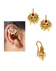 72b87183f Checkout range of designer Maharashtrian Bugadi online from Anuradha Art  Jewellery at lowest cost. To