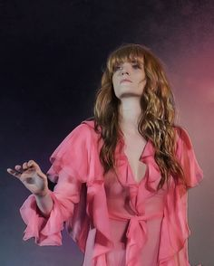 The Florence + the Machine Fan Club - luthienmuse: Queen Welch Kari Jobe, Pentatonix, Florence Welch Style, Indie, Florence The Machines, Elle Fanning, Girls Be Like, Pretty People, Girl Crushes