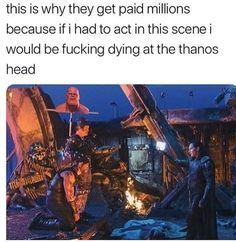 Funny Marvel Memes, Dc Memes, Avengers Memes, Marvel Jokes, Memes Humour, Marvel Actors, Marvel Dc Comics, Marvel Heroes, Marvel Avengers