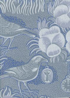 Wallpaper Stores, Paper Wallpaper, Wall Wallpaper, Nordic Interior Design, Scandinavian Design, Inspiration Wall, Ceramic Artists, Beautiful Patterns, Paint Colors
